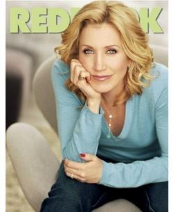 Felicity Huffman sulla cover di Redbook
