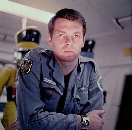 Gary Lockwood in 2001: Odissea nello spazio