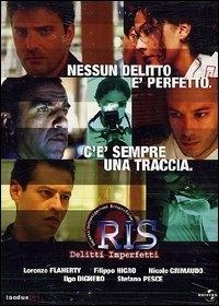 La locandina di R.I.S Delitti imperfetti