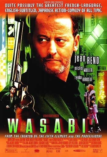 La locandina di Wasabi