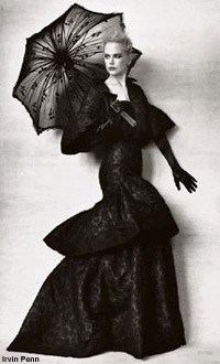 uno splendido photoshoot di Nicole Kidman in bianco e nero