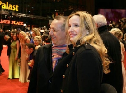 Berlinale 2006: Dieter Kosslick e Julie Delpy
