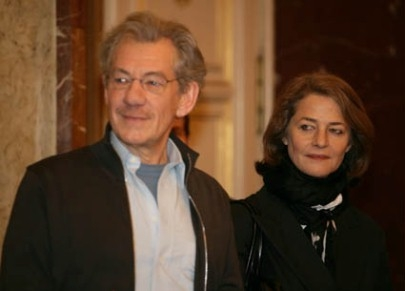 Berlinale 2006: Ian McKellen e Charlotte Rampling
