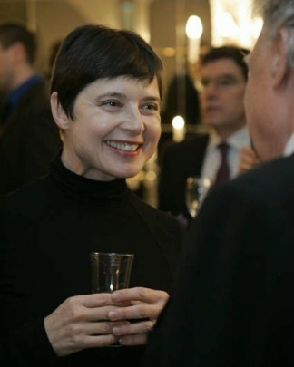 Berlinale 2006. Isabella Rossellini