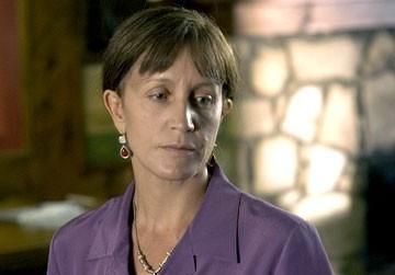 Felicity Huffman nei panni del transessuale Bree in Transamerica