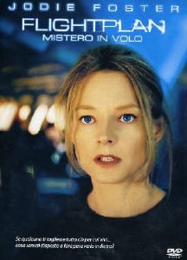 La copertina DVD di Flightplan - Mistero in volo