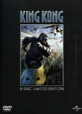 La copertina DVD di King Kong - Special edition