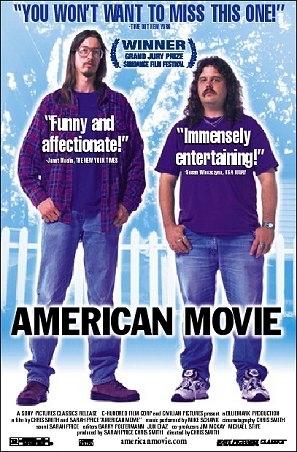 La locandina di American Movie