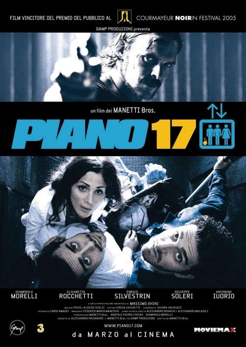La locandina di Piano 17
