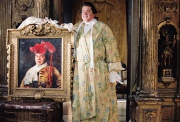 Oliver Platt in una sequenza di Casanova