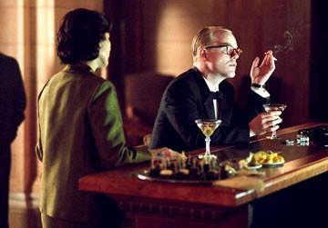 Philip Seymour Hoffman interpreta Truman Capote