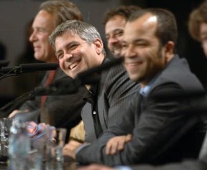 Berlinale 2006: la divertente conferenza stampa di George Clooney