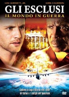 La copertina DVD di Gli esclusi - Il mondo in guerra