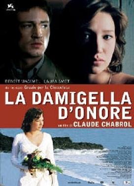 La copertina DVD di La damigella d'onore