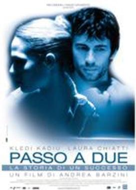 La copertina DVD di Passo a due