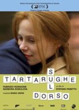 La copertina DVD di Tartarughe sul dorso