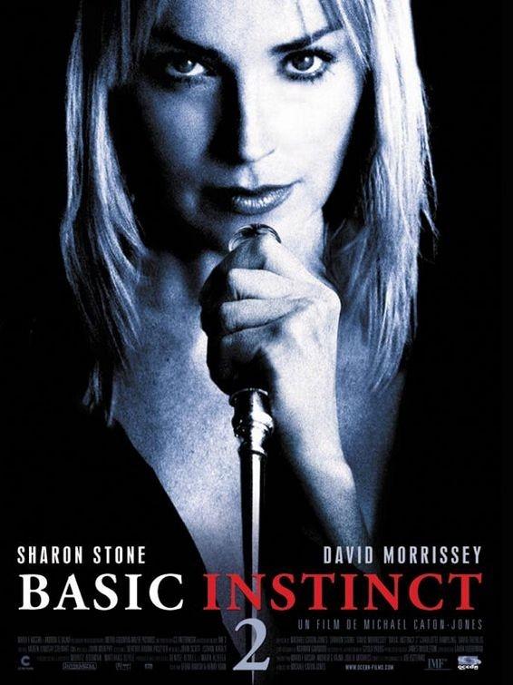 La locandina di Basic Instinct 2