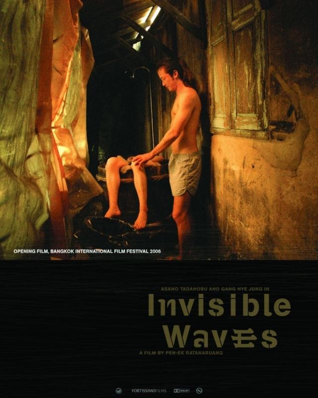 La locandina di Invisible Waves