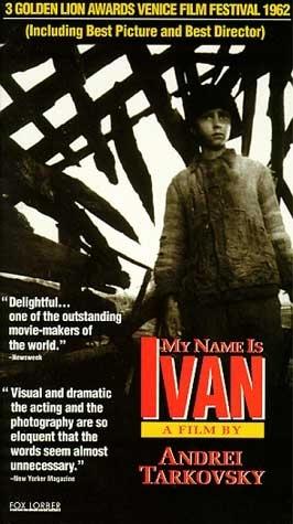 La locandina di L'infanzia di Ivan