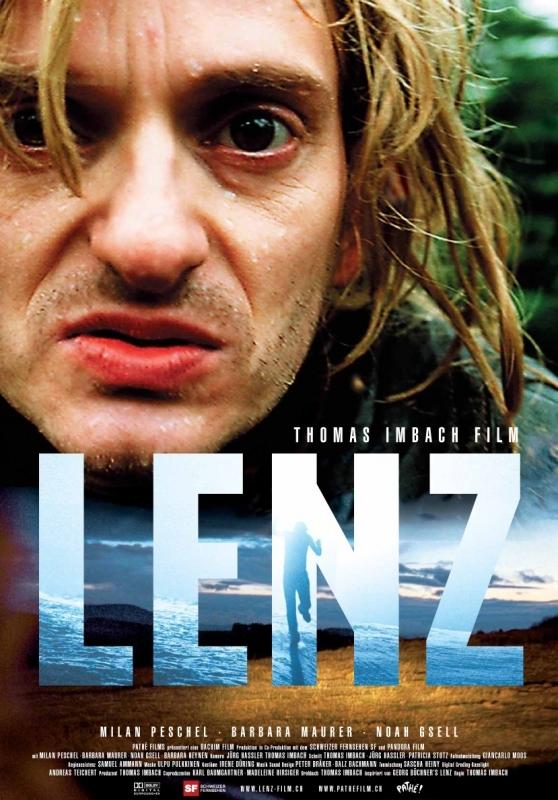 La locandina di Lenz