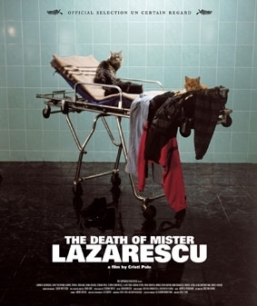 La locandina di The Death of Mr. Lazarescu