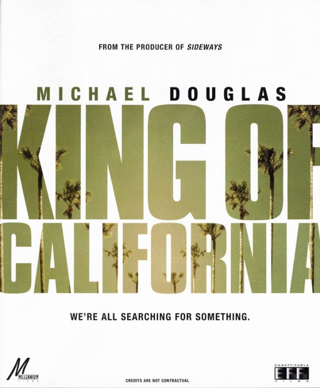 La locandina di The King of California