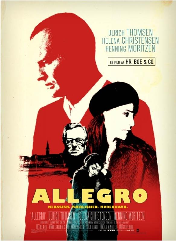 La locandina di Allegro
