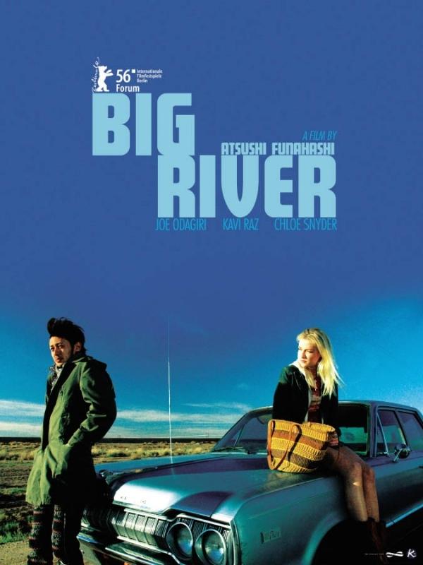 La locandina di Big River