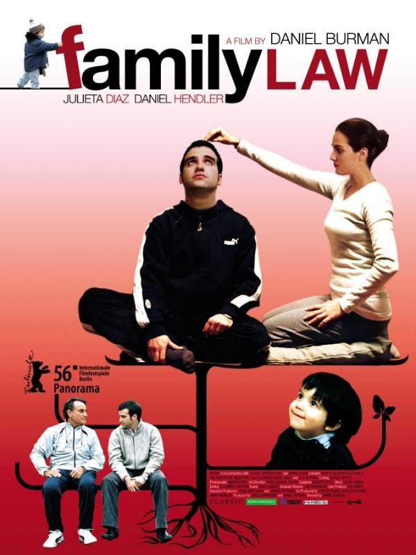 La locandina di Family Law