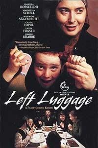 La locandina di Left Luggage