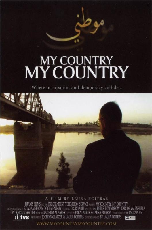 La locandina di My Country, My Country