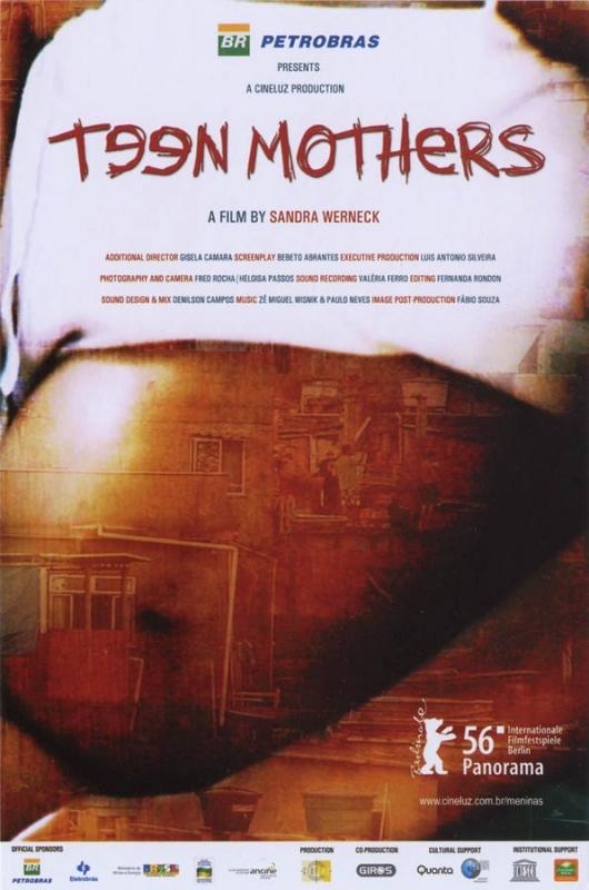 La locandina di Teen Mothers