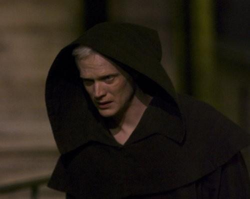 Paul Bettany nel film Il codice Da Vinci