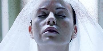 Amelia Warner nel film Aeon Flux
