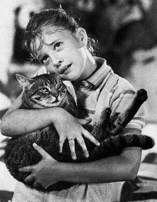 Drew Barrymore ne L'occhio del gatto
