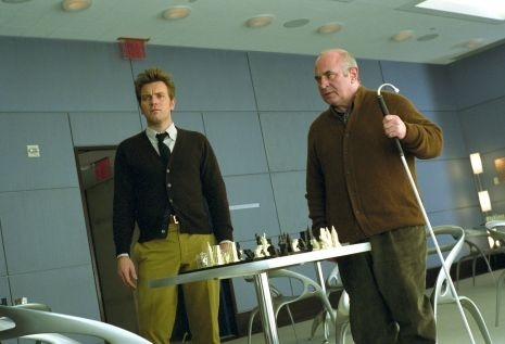 Ewan McGregor e Bob Hoskins in Stay