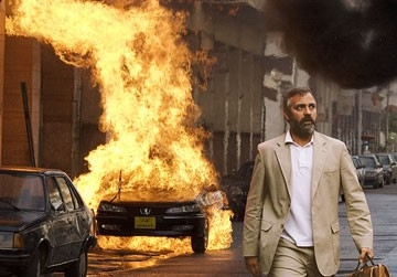 George Clooney è il protagonista di Syriana