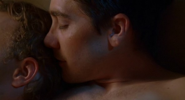 Jake Gyllenhaal ne I segreti di Brokeback Mountain