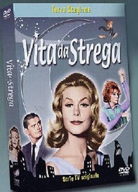La copertina DVD di Vita da strega - Stagione 3