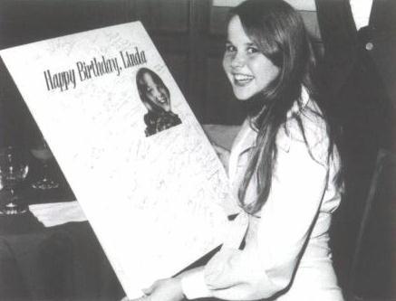 Linda Blair festeggia il suo compleanno sul set de L'esorcista