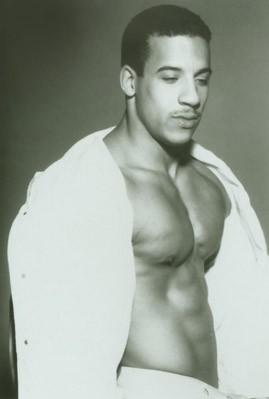 un giovanissimo Vin Diesel