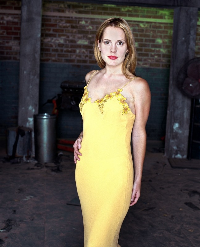 Emma Caulfield in Buffy