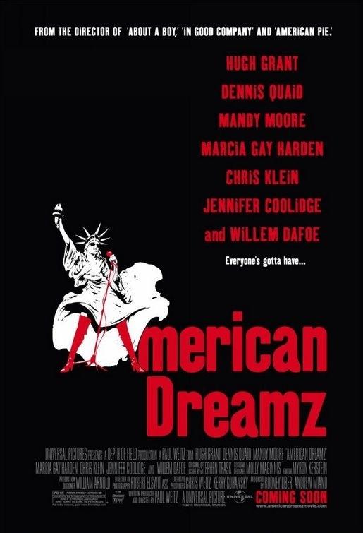 La locandina di American Dreamz