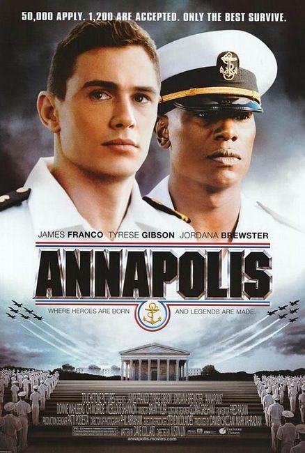 La locandina di Annapolis