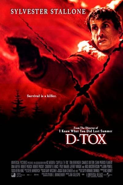 La locandina di D-Tox