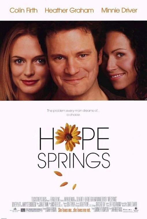 La locandina di Hope Springs