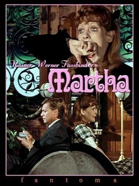 La locandina di Martha