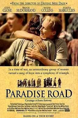 La locandina di Paradise Road