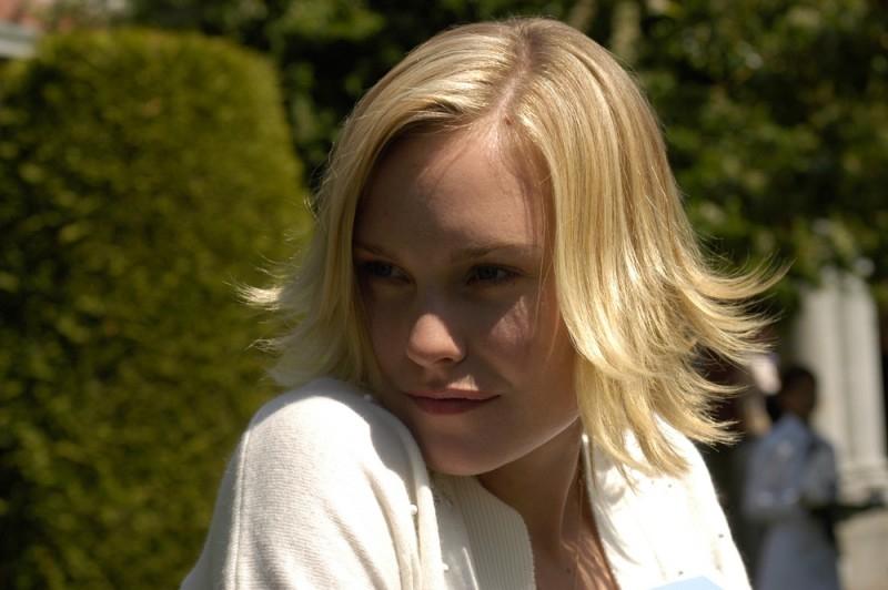 Laura Allen in una scena di The 4400