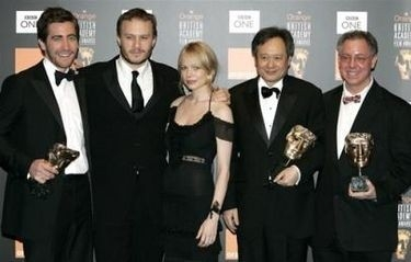 Tutta la premiata ditta Brokeback Mountain a Londra per i BAFTA
